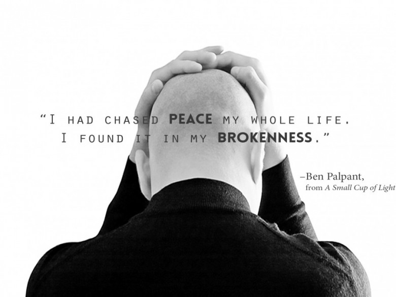 Brokenness Quote 1