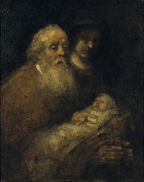 Rembrandt_Simeon's_Song_of_Praise