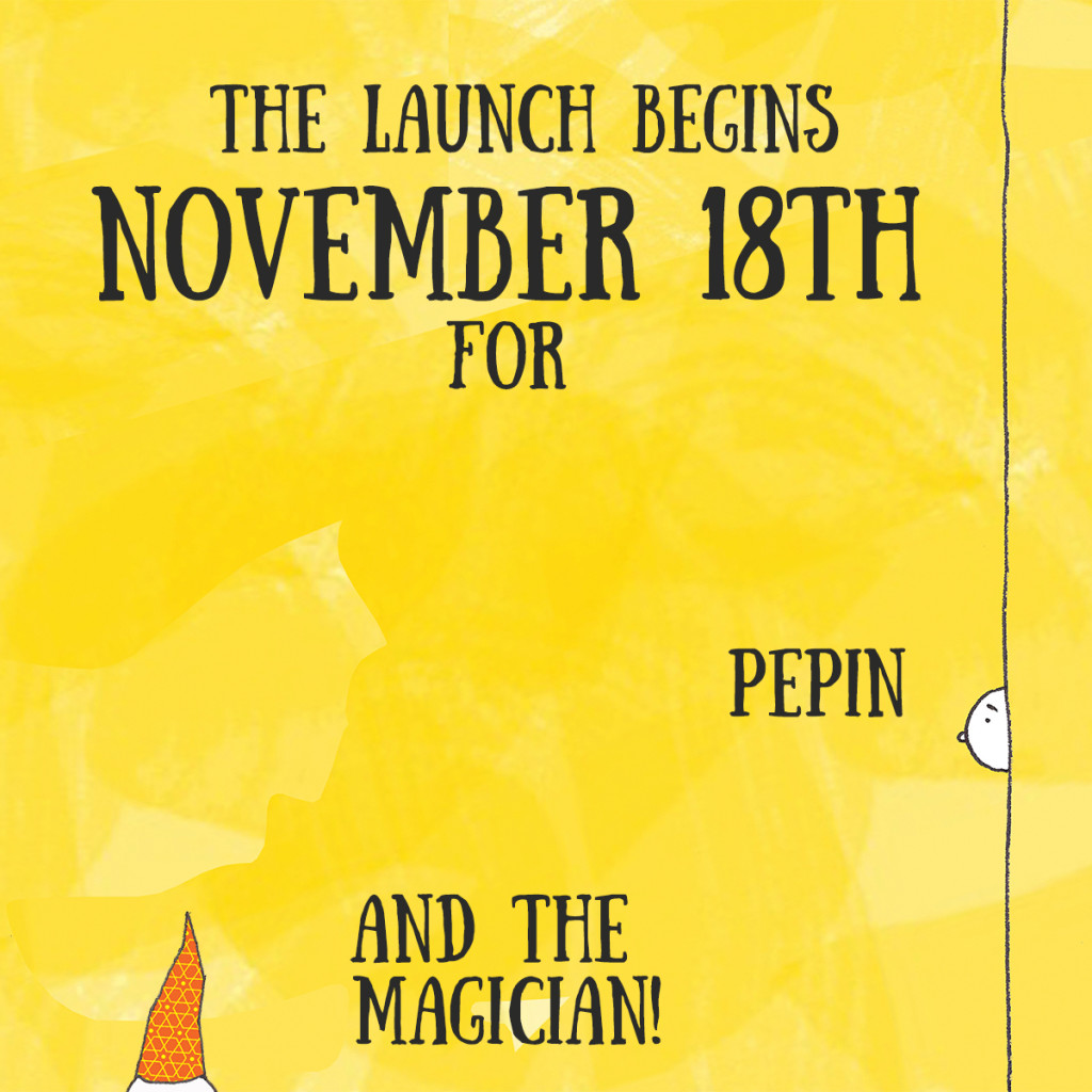 Book Launch Announcement
