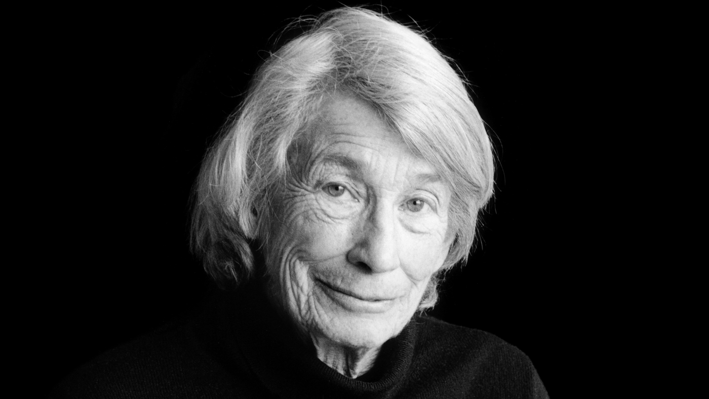 Mary Oliver has received many honors for her poetry, including the Pulitzer Prize and The National Book Award