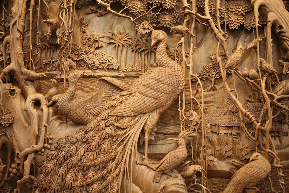 Wood Craftsmanship